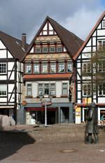Marktplatz 10 Rinteln, 2009