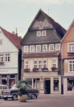 Marktplatz 10 Rinteln, 60er Jahre Photo Struck