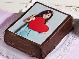 Foto-Torte